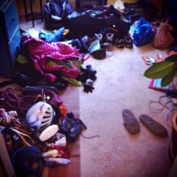Packing for Africa 2011