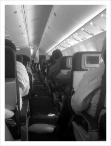 Flight # 8