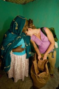 Majka Burhardt finding Rightness In Harar, Ethiopia. Photo by Travis Horn