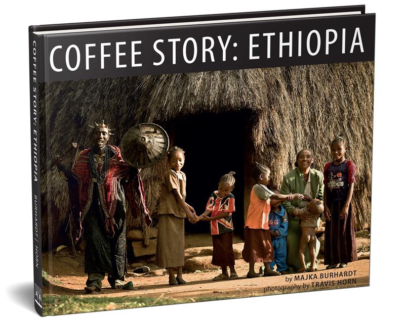 Coffee Story: Ethiopia | Book